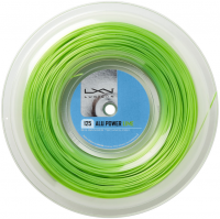 tennissenor luxilon lime alu power