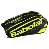 Tennis bag with large space babolat pure