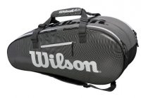 shop tennis bag wilson racketbag
