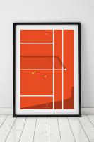 shop tennis posters