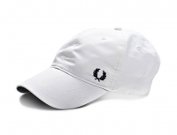 fred perry keps vit