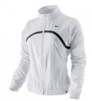 white training jacket women