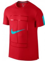 red tennis wear for mens