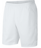 white tennis shorts with pockets