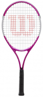 Kids tennisracket pink