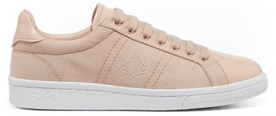 fred perry skor dam