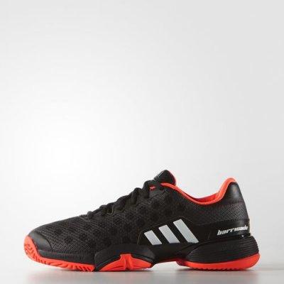 58e0720a ADIDAS Barricade 9 Junior - Kids - Tennis shoes - Tennisshopen.se