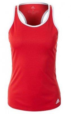 ADIDAS Club Tank Women Red