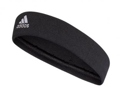 ADIDAS Headband Black - Mens - Tennis Clothing - Tennisshopen.se bcb78f58c54