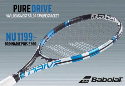 BABOLAT Pure Drive Kampanj - För honom - Presenttips - Visa alla ... b3fcda50cd5e7