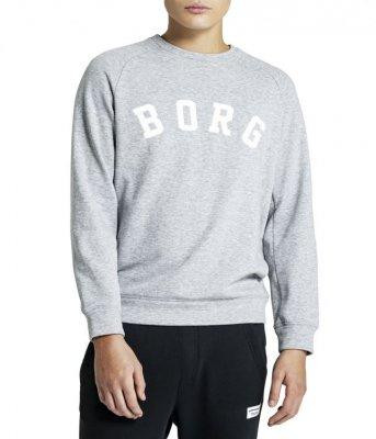 ee226761909 BJÖRN BORG Crew Light Grey Mens - Herrar - Tenniskläder ...