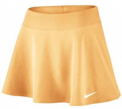 NIKE Flouncy Pure Skirt - Women - Tennis Clothing - Tennisshopen.se d48f22a3b5