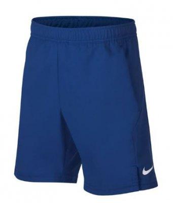 3691e26ea ... NIKE Court Dry Shorts Boys Blue. buy blue tennis shorts boys kids