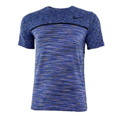 factory authentic bb56e 5cbb4 blå träningstopp herr tenniskläder nike