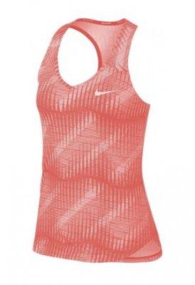 recibo Hablar con armario  NIKE Pure Tank Printed - Damer - Tenniskläder - Tennisshopen.se