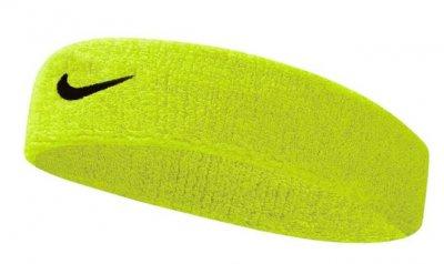 NIKE Swoosh Headband Green - Wristbands   caps - Tennis Clothing ... 441bc91c57b