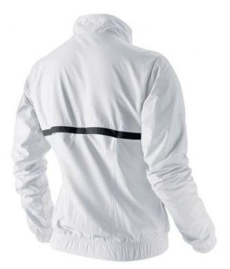 NIKE Border Wowen Jacket Women Damer Tenniskläder