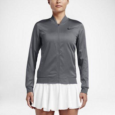big sale 61582 6a641 Nike träningsjacka tennis dam