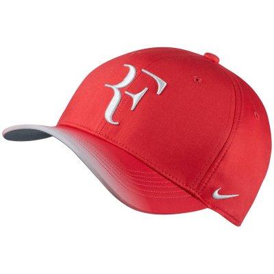 NIKE RF Aerobill Cap Red - Mens - Tennis Clothing - Tennisshopen.se 121db41bf59