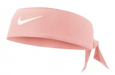 Nike Dri-Fit Head Tie 2.0 Pink - Wristbands   caps - Tennis Clothing ... 787f087e1c2