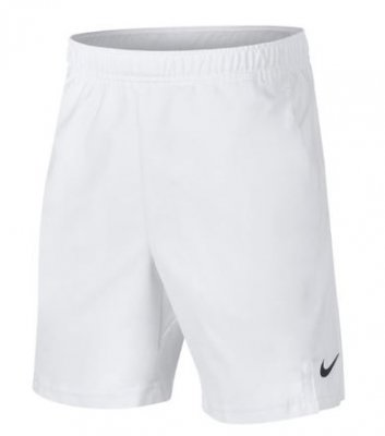319bbc3de09c NIKE Court Dry Shorts Boys White