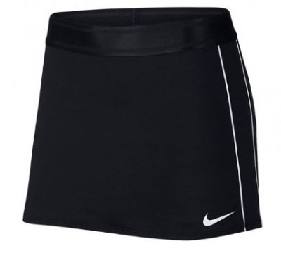 buy popular fe274 9e763 ... NIKE Court Dry Skirt Black. blck tennis skirt women