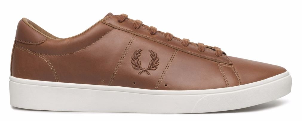 coupon codes detailed pictures release date: FRED PERRY Spencer Waxed Leather - Fred Perry - Tennisshopen.se