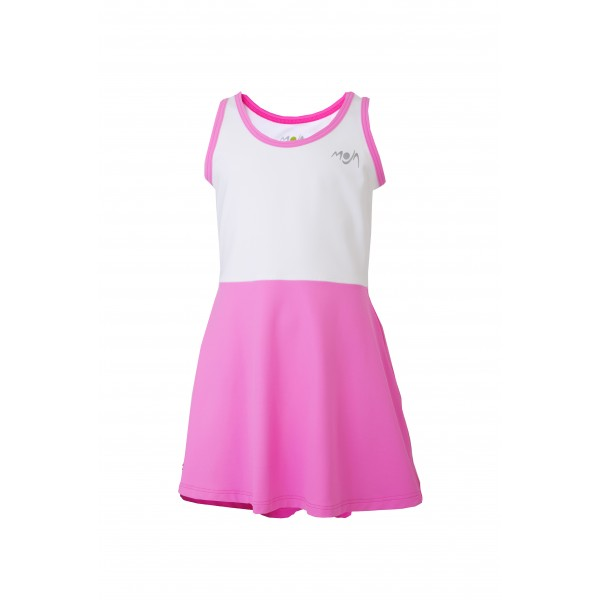 Moja Nevis Dress Pink Junior - Tennis dresses - Girls ...