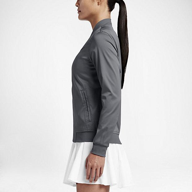 sports shoes 641aa 6d5d4 Nike träningsjacka tennis dam Köp tennisjacka för damer uppvärmning ...