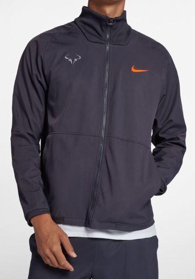 Nike Rafa Jacket Gridion Mens Tennis Clothing Tennisshopen Se