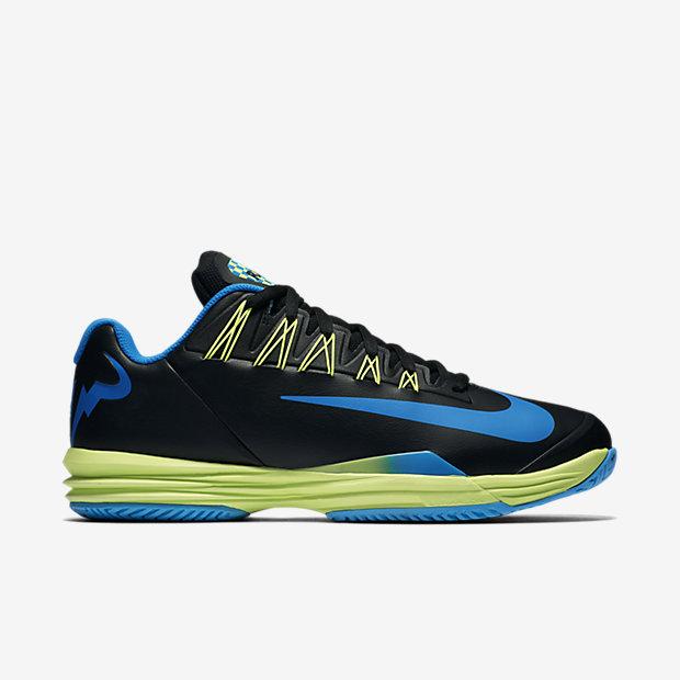 Nike Ballistic 1 5 Lg Rafa Show All Mens Tennis Shoes Tennisshopen Se