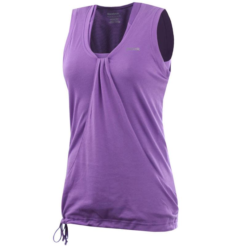 reebok easytone et dbl tank tennis clothing